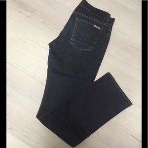 Men's Hudson Byron Five Pocket Straight Jeans